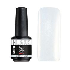 I-LAK MINI by Peggy Sage ref. 190557 milky twist - Obtenez en 30 minutes des ongles hauts en couleurs pour 2 semaines de tenue. 9ml #semipermanent #nails