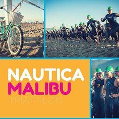 This week on our blog read about the upcoming Nautica Malibu Triathlon! #triathlon #race #fitness #malibu #nautica #ontheblog