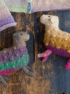 lovely NORO sheeps …