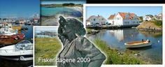 Vårt postkort som ble delt ut under Fiskeridagene 2009