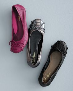 Cole Haan Air Tali Laced Ballet Shoes- On sale this Memorial Day weekend!! Sweet!!