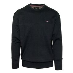 "Ανδρική Μπλούζα Πλεκτή ""Dakota"" Oxygen λαιμόκοψη Knitwear, Sweatshirts, Sweaters, Collection, Fashion, Moda, Tricot, Fashion Styles, Trainers"
