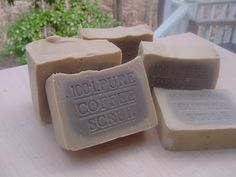 Coffee Soaps  #Soap.
