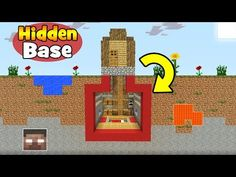 """http://minecraftstream.com/minecraft-tutorials/minecraft-tutorial-how-to-make-a-hidden-base-under-a-villager-house-villager-house-hidden-base/ - Minecraft Tutorial: How To Make A Hidden Base Under a Villager House """"Villager House Hidden Base"""" Hidden Base Playlist – https://www.youtube.com/playlist?list=PLVfyBBWTXosC6Ps-CHQxpQ6Df2tg3jyNg In this tutorial i show you how to make a hidden base using a villagers house! Twitter – @TSMC360 Check Out My Figurine You Can"""