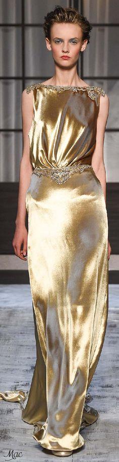 Schiaparelli Fall 2015 Couture Fashion Show