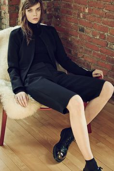 Organic by John Patrick Fall 2015 Ready-to-Wear Collection Photos - Vogue