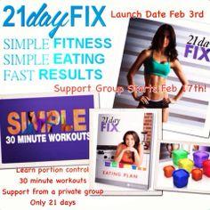 21 Day Fix - Super Easy getting fit and healthier. www.teambeachbody.com/shop/-/shopping/21DAYFIX?referringRepID=44978