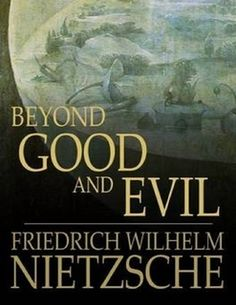 Beyond Good and Evil is a book by the philosopher Friedrich Nietzsche. It takes up and expands on the ideas of his previous work, Thus Spoke Zarathustra, but approached from a more critical, polemical direction. In Beyond Good and Evil, Nietzsche accuses past philosophers of lacking critical sense and blindly accepting Judeo-Christian premises in their consideration of morality.