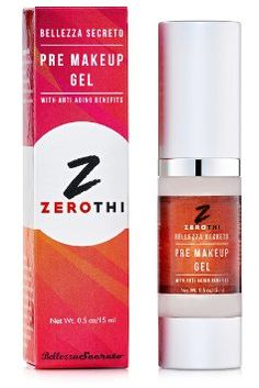 Bellezza Secreto Makeup Primer -Vitamin E helps fight winkles & signs of aging -Fills in Fine Lines for Smooth & Flawless skin- specially formulated for sensitive skin -Paraben free and No greasy feel  #MakeupPrimer #Makeup #Beauty #FoundationPrimer #Foundation #AntiAging #AntiAcne #AntiWrinkle #wrinkletreatment #gift #Smashbox #smashboxprimer