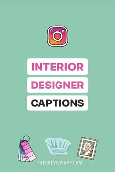 Get all the best Instagram caption ideas to show your expertise and connect with your audience (and potential customers). Creative Instagram caption ideas for you as an interior designer, home decor specialist, builder, renovator, and more. You'll get Instagram caption quotes, questions you can ask your audience to increase your engagement, and more. #instagramtips #instagrammarketing #instagramstrategy #businesstips #businessstrategy #onlinemarketing #socialmediatips Preview Instagram, Find Instagram, Good Instagram Captions, Instagram Feed Planner, Trending Hashtags, Instagram Marketing Tips, Caption Quotes, Social Media Tips, Online Marketing