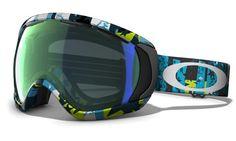 Oakley ski googles !
