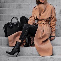 OOTN The perfect camel coat http://liketk.it/2tEry #liketkit @liketoknow.it