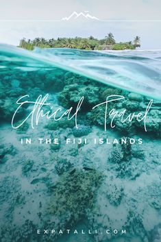 Beyond the luxury resorts and welcoming culture is a country that is still in need of so much. This Fiji travel guide will give you some ethical and sustainable travel tips so you can help give back on your Pacific Island holiday! Fiji Hotels, Fiji Holiday, Fiji Culture, Fly To Fiji, Travel To Fiji, Visit Fiji, Fiji Beach, Honeymoon Spots, Luxury Resorts