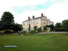 georgian manor in cheshire