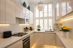 Cozinhas modernas por DDWH Architects - homify / DDWH Architects
