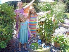 Winners of the Fairy Garden Contest 2014!