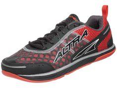 Altra Instinct 1.5 Men's Shoes Orange/Charcoal