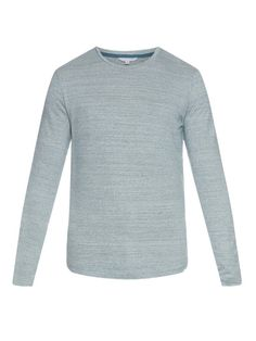 Orlebar Brown Perry melange-cotton T-shirt