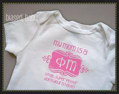 Such a cute baby shirt :)