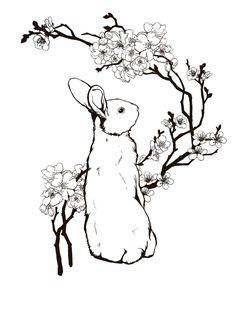 Fire Rabbit by ~Hullabaloo2 on deviantART