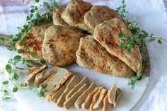 Easy Vegan Baked Chicken Breast — 86 Eats
