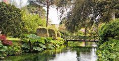 OFFICIAL SITE FRC - Garden of Ninfa - Caetani Castle - Pantanello Park - Fondazione Italy Tourism, Famous Gardens, Most Beautiful Gardens, Natural Park, South Of France, Landscape Art, Wonderful Places, Latina, Castle