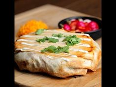 Chicken Burrito Party Wrap - Twisted