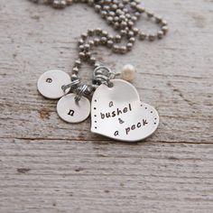 Image of A Bushel & A Peck necklace