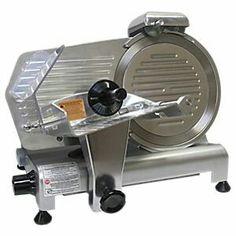 Weston Pro 320 10'' Electric Food Slicer