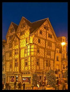 Angers, Anjou