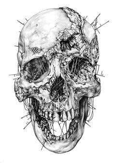 A.M.P. T-shirt Illustration on Behance