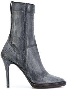 484a47ddba6d6 Haider Ackermann high heel ankle boots Haider Ackermann