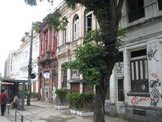 Casarões da Lapa - Rio de Janeiro