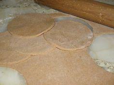 Masa para empanadas y tartas de harina intregral