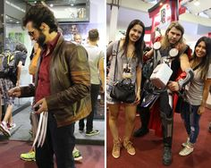 comiccon_lavanblog_wolverine_thor_cosplay_ccxp_2015