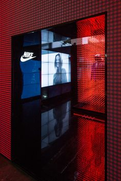 Nike Tech Pack - Retail Experience Booth   Shanghai