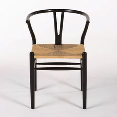 Sing Arm Chair - Black Tie - Seating - Living - H.D. Buttercup