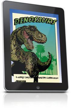 FREE Dinosaurs Children's Ministry Lesson