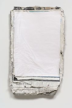 sirobtep: erasing: Untitled (Poster Paintings) | Klara Lidén via kopfdreck Bonjour à tous.