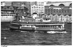 Sydney Ferries, Past, Memories, History, Places, Photography, Memoirs, Past Tense, Souvenirs