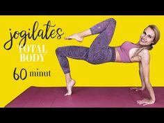 JOGILATES   Total body   Lekcja 60 minut   Ola Żelazo - YouTube Tabata, Total Body, Pilates, Gym, Youtube, Sport, Pop Pilates, Deporte, Sports