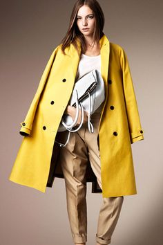 """But, you may as well buy now — waiting won't save you money. """"The Burberry trench goes on sale several times throughout the season, beginning in early March as part of limited-time promotions. But, the discount doesn't get any deeper further into the season, so buy early, and begin enjoying!""""  Burberry Long Oversize Bonded Cotton Trench, $1,995, available at Burberry."""