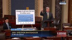 Who: Senator Sheldon Whitehouse (D-Rhode Island) When: February...