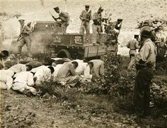 This photograph by the U. Army, provided is one of a series of declassified images depicting the execution of South Korean political prisoners by the South Korean military and police at Daejeon, South Korea, over several days in July President Of South Korea, Korean President, Bodo, Syngman Rhee, Days In July, Korean Military, Workers Party, Daejeon, Political Prisoners