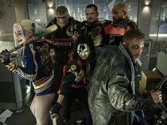 CIA☆こちら映画中央情報局です: Suicide Squad:DCコミックスの悪役たちがアンチヒーローとして自殺的ミッションに挑む最新作「スーサイド・スクワッド」が、新しい予告編をリリース!! 【Update】 - 映画諜報部員のレアな映画情報・映画批評のブログです