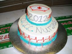 June 15th, 2012 graduation cake