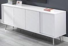 ... weiß grau Lack matt in Möbel & Wohnen, Möbel, Kommoden  eBay