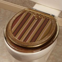 Sedona Toilet Seat on touchofclass.com