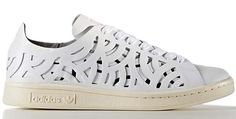 the latest 42368 ddc65 写真1 adidas Originals STAN SMITH CUTOUT  WHITE  BB5149