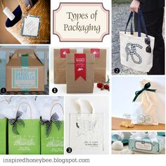 @Christina Honey Bee : the out-of-town guest bag | packaging ideas